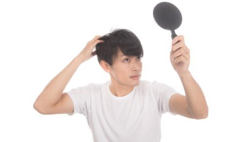髪を気にする人