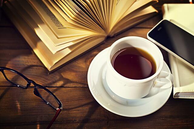 休憩コーヒー