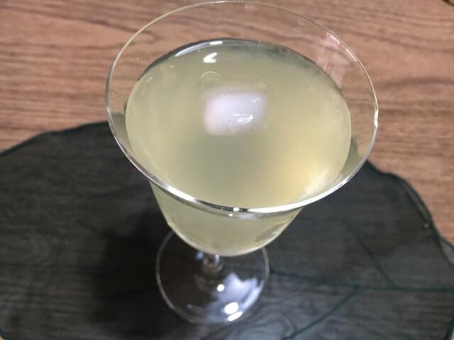炭酸かぼすジュース