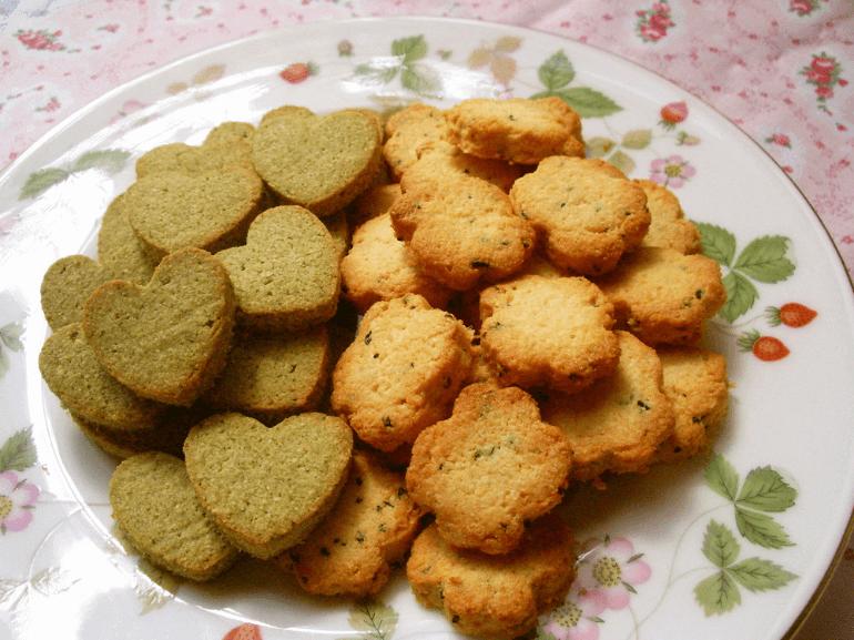 おからパウダークッキー