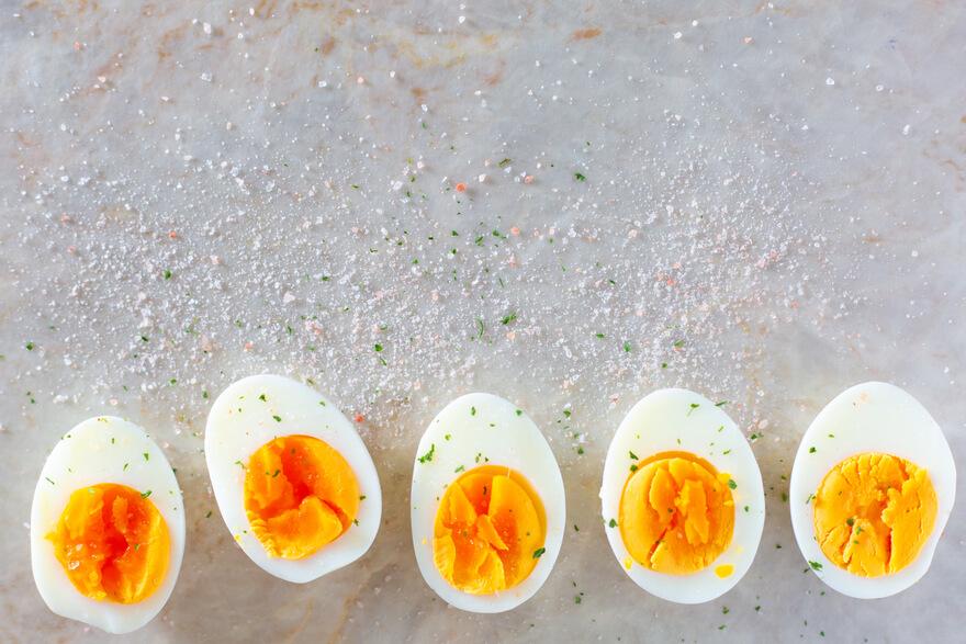 ゆで卵を食べ過ぎたら太る