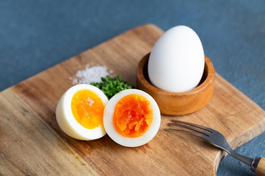 ゆで卵がダイエットに良い理由