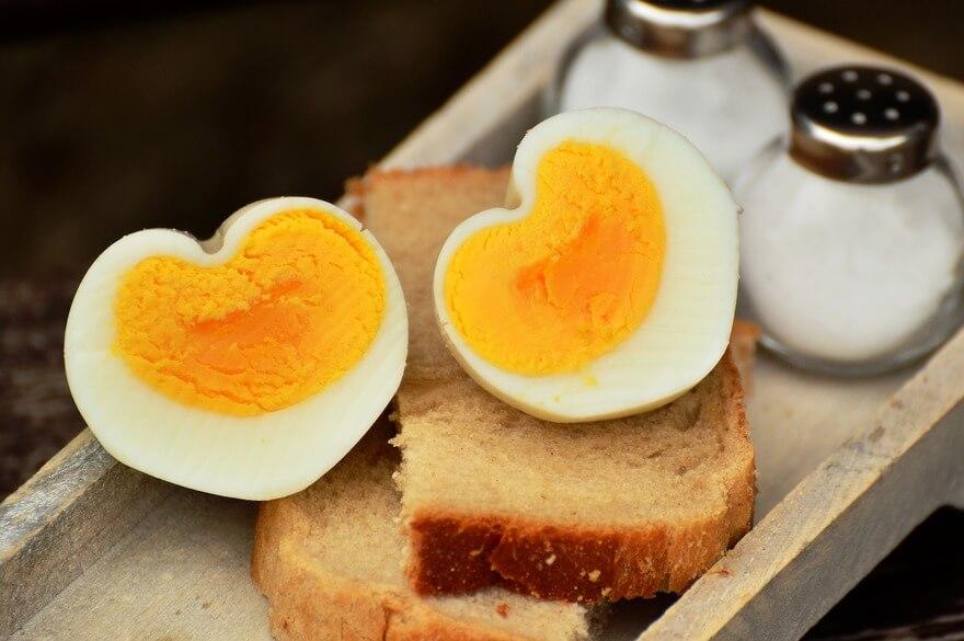 ゆで卵ダイエットのやり方