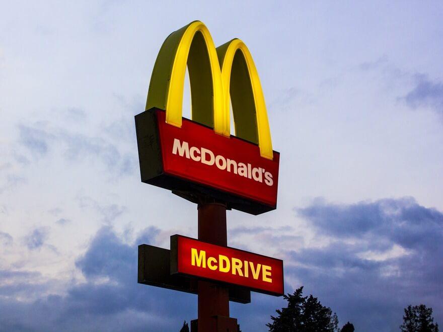 マックを食べると太る?