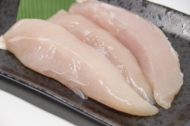 鶏のササミ