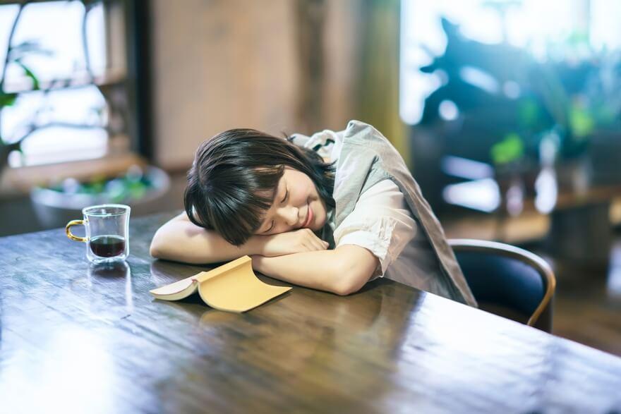 昼寝で痩せる?昼寝がダイエットに良い理由