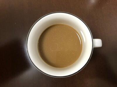 美味しいおからパウダーコーヒー